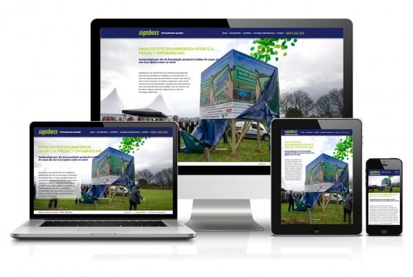 Signboss website